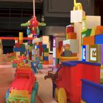 Toys Pursuit (Student rigid bodies project)