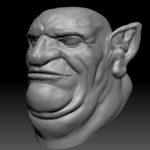 Dwarf Sculpt (WIP)